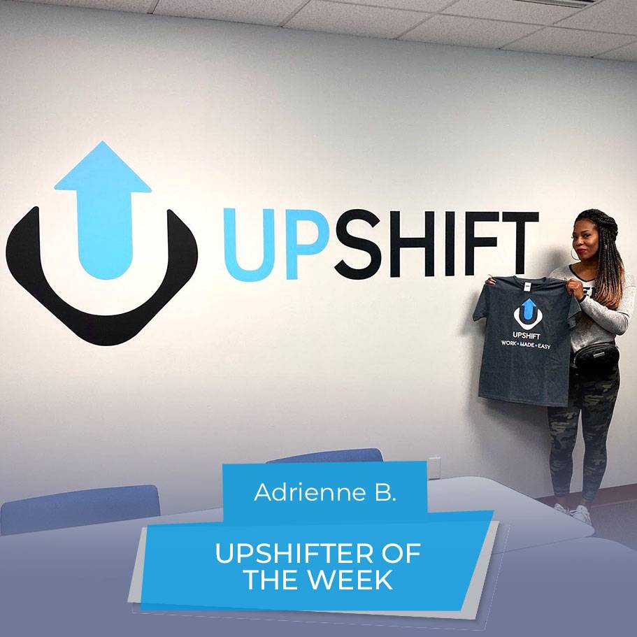 upshifter works hourly job