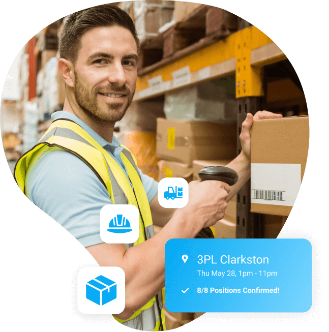 fulfillment and distribution part time jobs