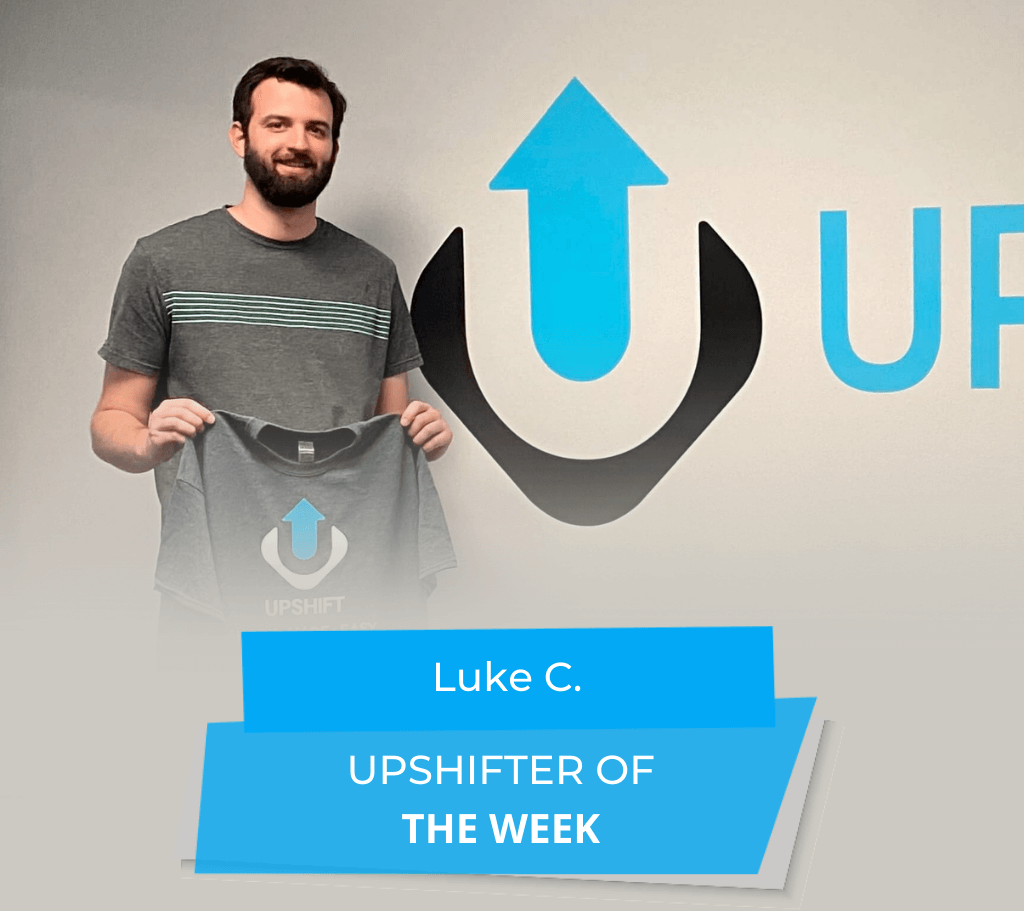 UPSHIFTER OF THE WEEK (2)